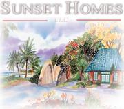 Sunset Homes by Sue Stagner